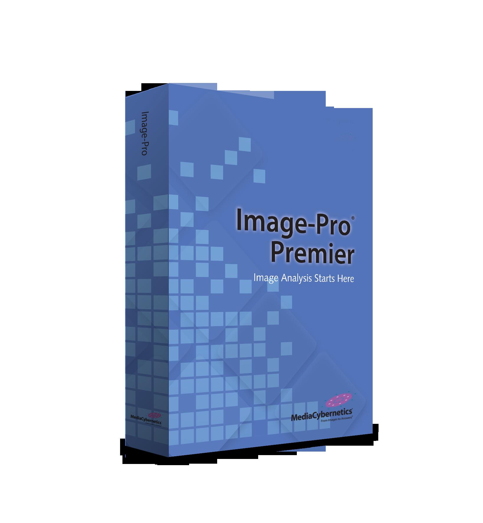 Image Pro Premier